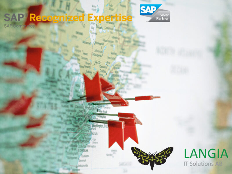 Bli en digital ledare på den globala marknaden med SAP Commerce Cloud